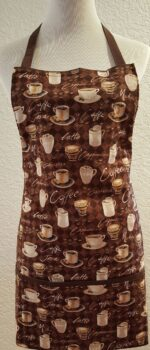 cofee apron with pockets