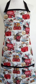 Take Me Away travel apron