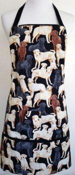 Labrador apron
