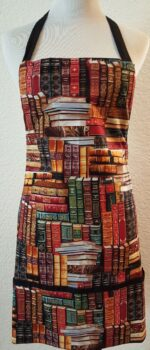 classics book apron with pockets