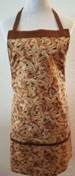 wine corks apron with pockets