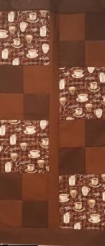 coffee lap quilt