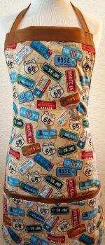 Route 66 apron