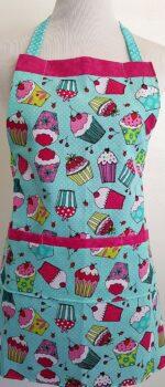 cupcakes kids apron